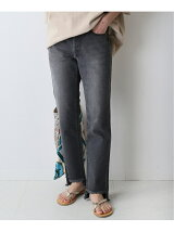 (W)ASYMMETRY HEM DENIM