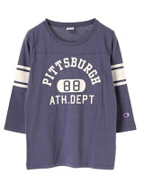 ■Champion3/4SLEEVE FOOTBALLシャツ