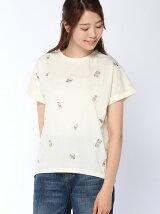 半袖TEE(ジャンクフード刺繍)(B)