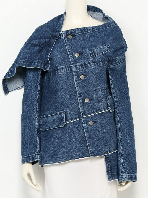 ROLL DENIM JK
