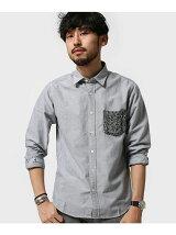 Knit PKシャツ LS