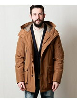 WATER PROOF T/C HIDENSITY SHELL / RACCOON FAR MOUNTAIN COAT