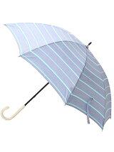 晴雨兼用レトロボーダー長傘