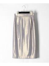 ラメタイトスカート
