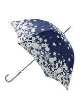 シルエットフラワー晴雨兼用傘