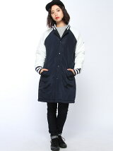 Xgirl×STARTER LONG COAT