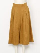 スカート見えガウチョパンツ