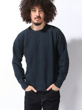 (U)sweat raglan basic crew-neck