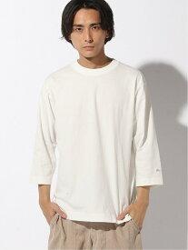【SALE/24%OFF】GLOBAL WORK (M)USAコットン7S グローバルワーク カットソー Tシャツ ホワイト グリーン ネイビー ピンク グレー