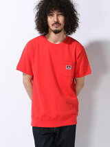 (M)BEN DAVIS white label/ピス SWEAT T