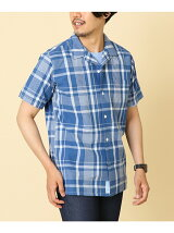 FORK&SPOON Voile Open Collar S/S Shirts