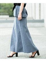 刺子マキシスカート