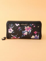 rienda/FLAME ROUND LONG WALLET