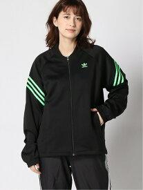【SALE/50%OFF】adidas Originals (W)TRACK TOP M アディダス スポーツ/水着 スポーツウェア ブラック【送料無料】