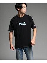 FILA for tk.TAKEO KIKUCHI ロゴTシャツ