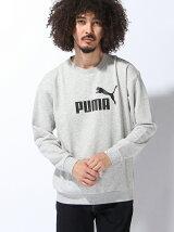 (M)PUMA ロゴプルオーバー