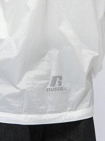 Russell Athletic/(W)パッカブルアノラック