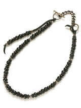 Horn Pole T-Bar Wallet Beads Code 2