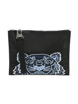 (U)Kampus Tiger Large Pouch Canvas