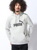 (M)PUMA ロゴプルパーカー