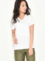 VネックTシャツ (THE V NECK TEE)