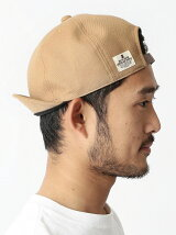 Mighty Shine × BEAMS / 別注 BRIDGE CAP