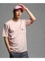 FILA for tk.TAKEO KIKUCHI ビッグシルエットTシャツ