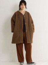 <COLD BREAKER(コールド ブレーカー)>ボア コート