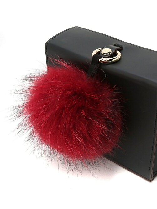 box fur bag