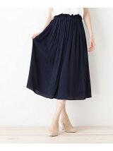innowave サテンスカート