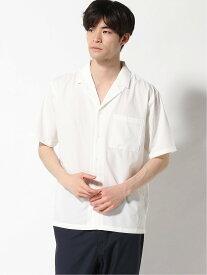 【SALE/37%OFF】WEGO WEGO STANDARD/(M)ドロップショルダーオープンカラーシャツ ウィゴー シャツ/ブラウス 半袖シャツ グリーン イエロー ブルー ブラック ブラウン ベージュ ホワイト