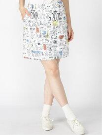 【SALE/50%OFF】Picone Club Picone Club/(W)スカート ピッコーネクラブ スカート 台形スカート/コクーンスカート ホワイト【送料無料】