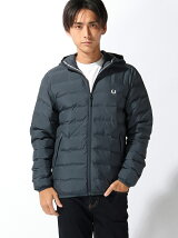 INSULATED HOODE BRENTHAM JACKET