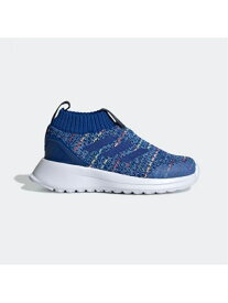 【SALE/51%OFF】adidas Sports Performance (K)RapidaRun LACELESS KNIT I アディダス シューズ キッズシューズ ブルー