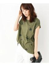 スタープリントTシャツ