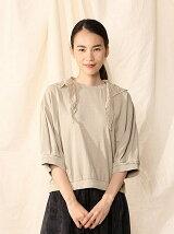 (W)エリレースツキタックTシャツ