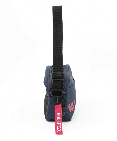 SHOULDER WIDE BAG MESH POCKET