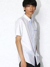 (M)M/NシャンブレーSSシャツ