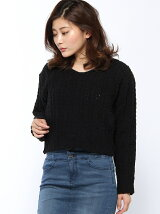 モールKnit VN TOP