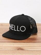 JABURO EMB LOGO MESH CAP