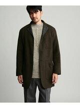 Wフェイスロングジャケット