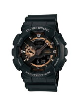 G-SHOCK/(M)GA-110RG-1AJF/Rose Gold Series