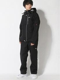 【SALE/60%OFF】FREEKNOT (M)BOWSUI/2 レインスーツ フリーノット コート/ジャケット レインコート ブラック ベージュ レッド【送料無料】