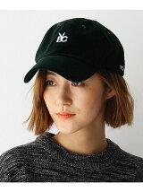 【WEB限定】プレイボーイ別注 ベロアローキャップ33302