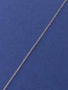 ガーネット(0.5ct)&ダイヤモンド10Kハートネックレス