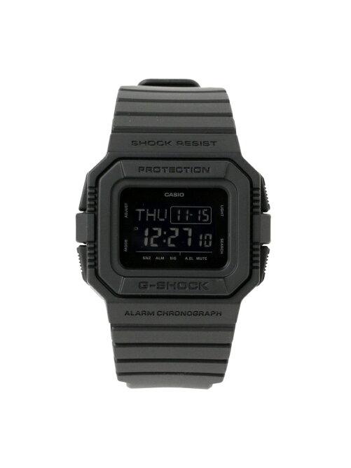 official photos d093c 3fae3 G-SHOCK / DW-D5500BB-1JF デジタル ウォッチ ジーショック ビームス スペシャルカラー 腕時計 ブラック プレゼント ギフト