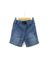 GRAMICCI/(K)GM KIDS DENIM G-SHORTS