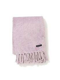 【SALE/20%OFF】Francfranc ゴーディス スロー(ひざ掛け) 1500×800 フランフラン 生活雑貨 ブランケット ピンク