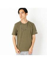 リーズナブルなワンポイントプリントTシャツ