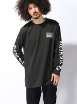 GHETTO SURF LS TEE